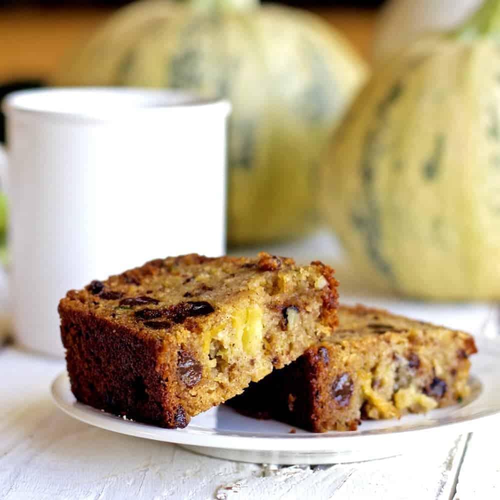 Zucchini Pineapple Bread-Homemade Food Junkie
